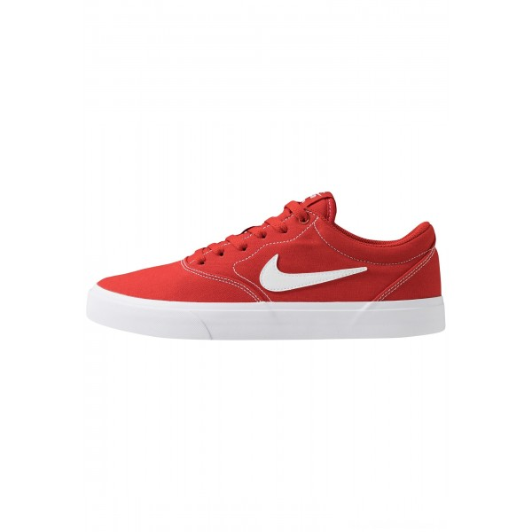 Nike SB CHARGE  - Sneakers laag mystic red/white/light brownNIKE202301