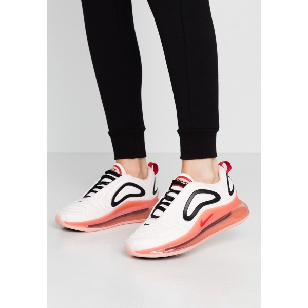 Nike AIR MAX 720 - Sneakers laag light soft pink/gym red/coral stardust/blackNIKE101372