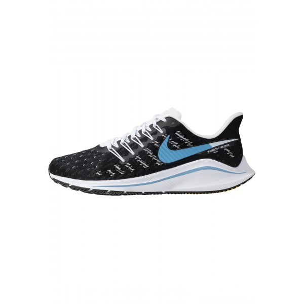 Nike AIR ZOOM VOMERO  - Hardloopschoenen neutraal black/light blue/half blue/whiteNIKE101748