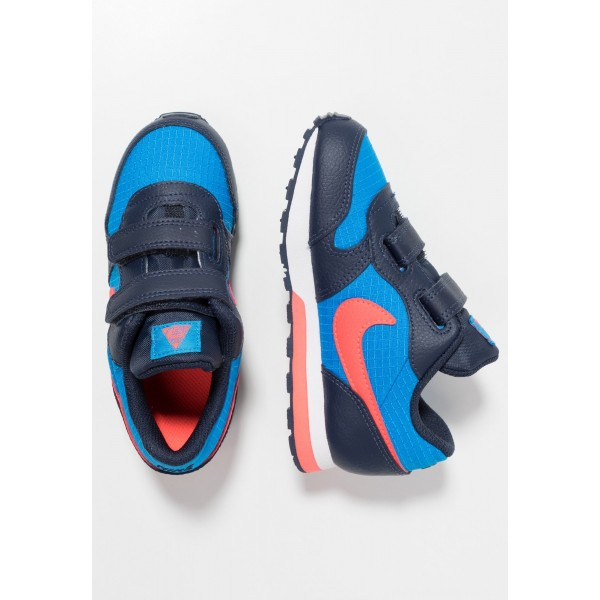 Nike MD RUNNER 2  - Babyschoenen photo blue/bright crimson/obsidian/whiteNIKE303181