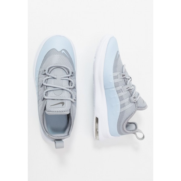Nike AIR MAX AXIS - Instappers wolf grey/celestine blue/metallic dark grey/whiteNIKE303386