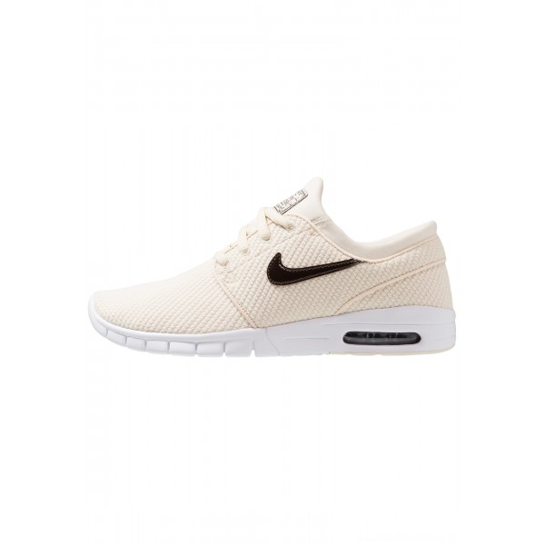 Nike SB STEFAN JANOSKI MAX - Sneakers laag light cream/brown/whiteNIKE202638