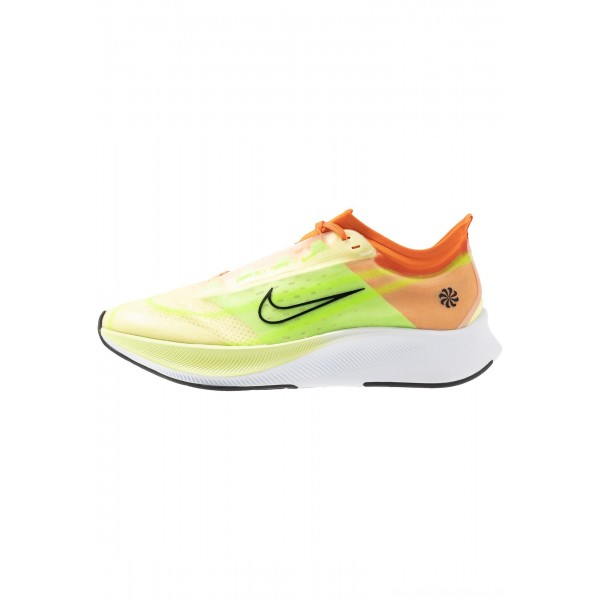 Nike ZOOM FLY 3 - Hardloopschoenen neutraal luminous green/black/starfish/electric green/whiteNIKE101697