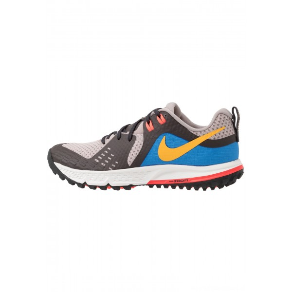 Nike AIR ZOOM WILDHORSE 5 - Trail hardloopschoenen pumice/university gold/oil greyNIKE101909