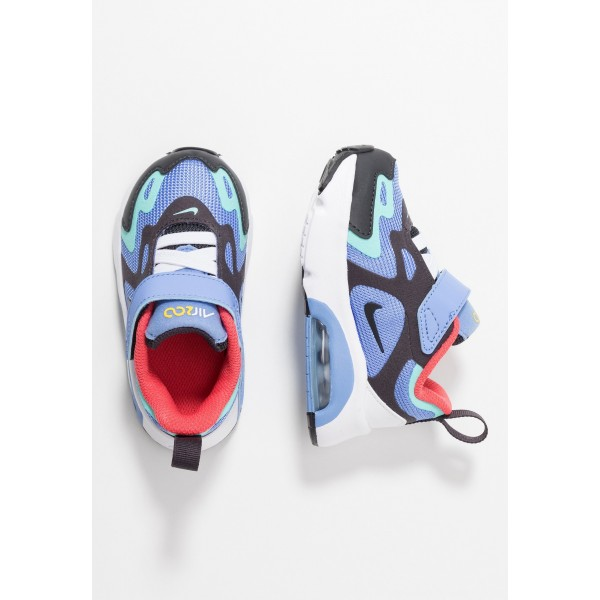 Nike AIR MAX 200 - Sneakers laag royal pulse/oil grey/light aqua/ember glowNIKE303332