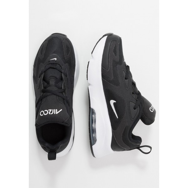 Nike AIR MAX 200 - Sneakers laag black/whiteNIKE303222