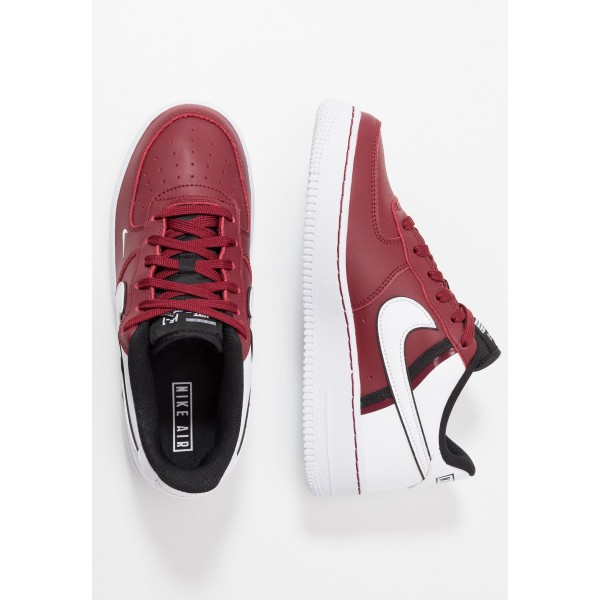 Nike AIR FORCE 1 LV8  - Sneakers laag team red/white/black/whiteNIKE303467