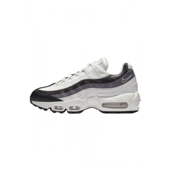 Nike AIR MAX - Sneakers laag black/platinum tint/summit white/gunsmokeNIKE101494