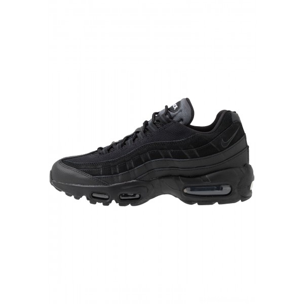 Nike AIR MAX 95 ESSENTIAL - Sneakers laag black/anthracite/whiteNIKE202264