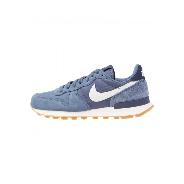 Nike INTERNATIONALIST - Sneakers laag diffused blue/summit white/neutral indigo/sail/light brownNIKE101394