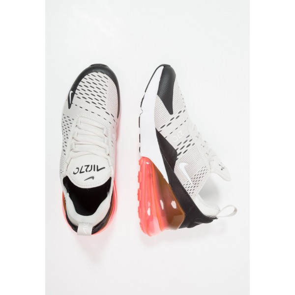 Nike AIR MAX 270 - Sneakers laag light bone/white/black/hot punchNIKE303178