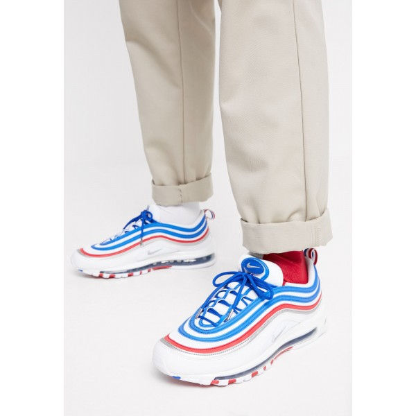 Nike AIR MAX 97 - Sneakers laag game royal/metallic silver/university redNIKE202371