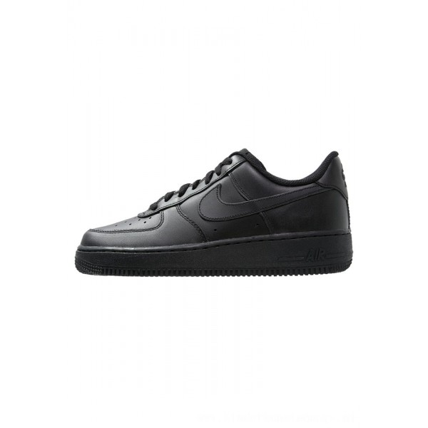 Nike AIR FORCE 1 '07 - Sneakers laag blackNIKE202235