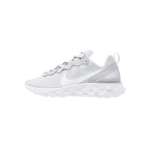 Nike REACT 55 - Sneakers laag wolf grey/ghost aqua/whiteNIKE101349