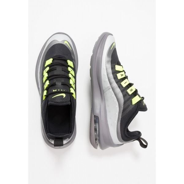 Nike AIR MAX AXIS - Sneakers laag black/volt/gunsmokeNIKE303287
