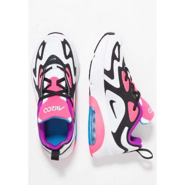 Nike AIR MAX 200 - Sneakers laag white/black/hyper pink/photo blueNIKE303439