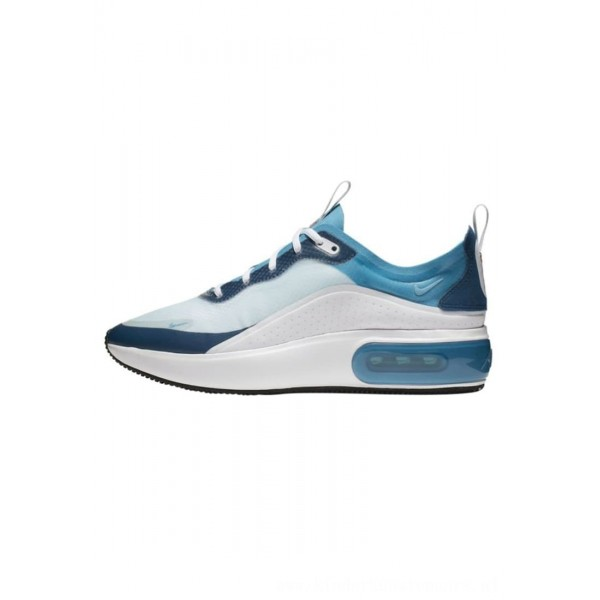 Nike AIR MAX DIA SE - Sneakers laag white/blue force/pale pink/light blue furyNIKE101477