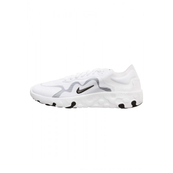 Nike RENEW LUCENT  - Sneakers laag white/blackNIKE202572