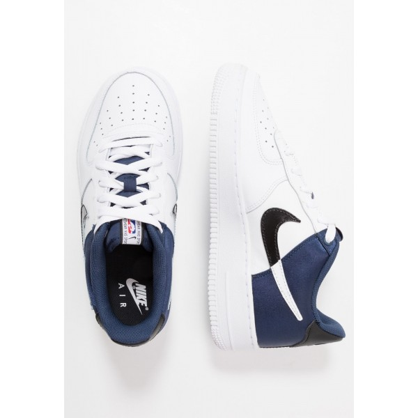 Nike AIR FORCE 1  - Sneakers laag midnight navy/white/blackNIKE303411