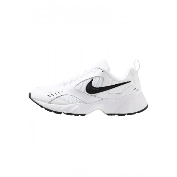 Nike AIR HEIGHTS - Sneakers laag white/black/platinum tintNIKE202351