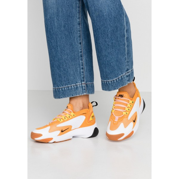 Nike Sneakers laag amber rise/black/coral stardust/chrome yellow/med brown/whiteNIKE101311