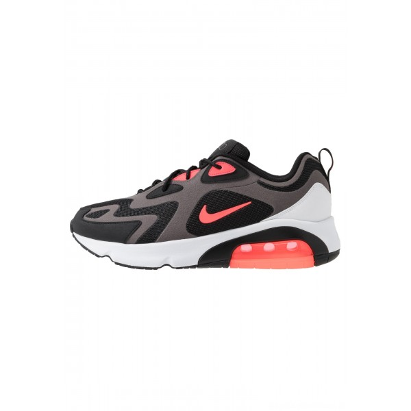 Nike AIR MAX 200 - Sneakers laag thunder grey/hot punch/black/wolf greyNIKE202254