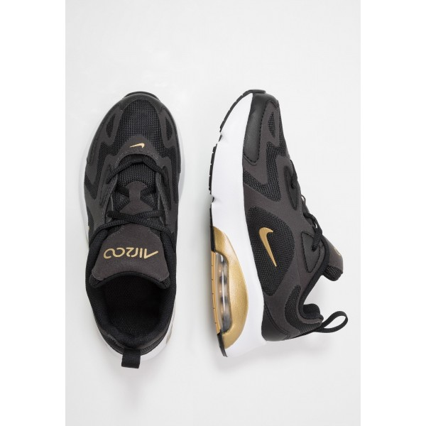 Nike AIR MAX 200 - Sneakers laag black/metallic gold/anthraciteNIKE303218