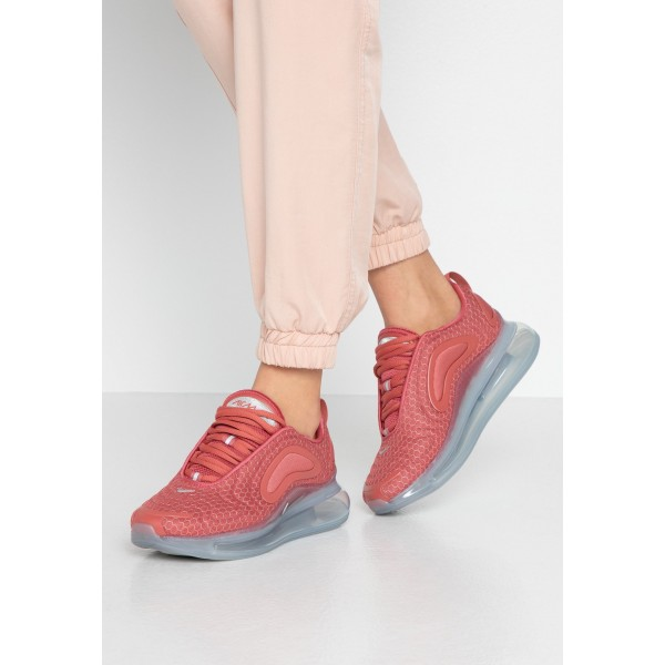 Nike AIR MAX 720 - Sneakers laag light redwood/metallic silver/pure platinum/whiteNIKE101463