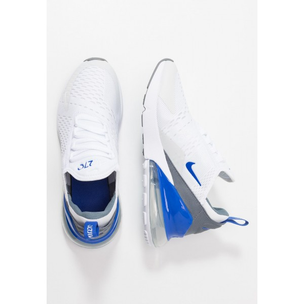 Nike AIR MAX 270 - Sneakers laag white/hyper royal/pure platinumNIKE303462