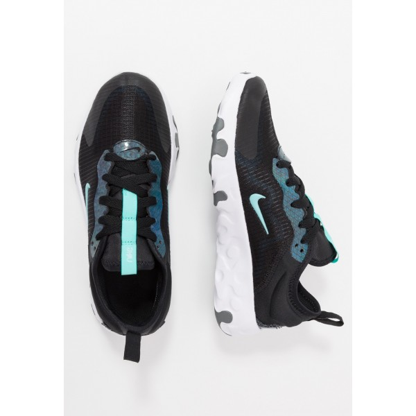 Nike RENEW LUCENT  - Sneakers laag black/aurora green/blue hero/cool grey/whiteNIKE303342