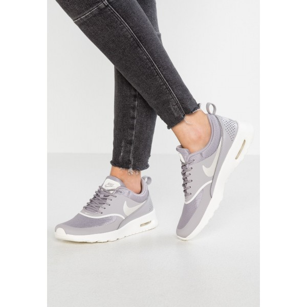 Nike AIR MAX THEA - Sneakers laag atmosphere grey/sailNIKE101454