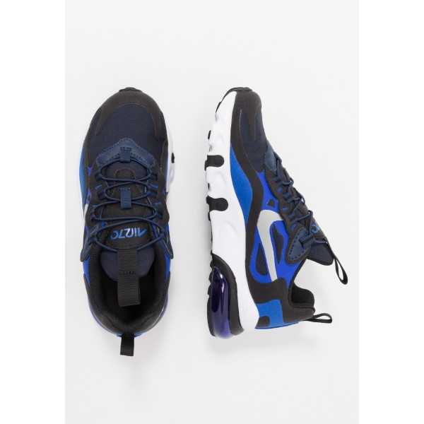 Nike AIR MAX 270 RT - Instappers midnight navy/metallic silver/racer blue/blackNIKE303512