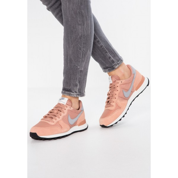 Nike INTERNATIONALIST - Sneakers laag rose gold/wolf grey/summit white/blackNIKE101336