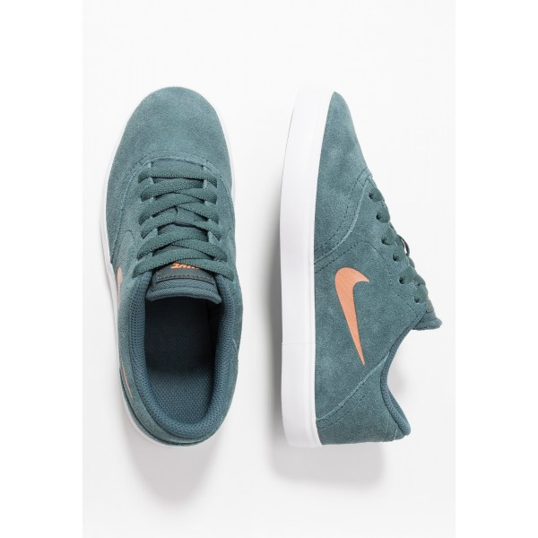 Nike SB Sneakers laag faded spruce/metallic copper/whiteNIKE303377