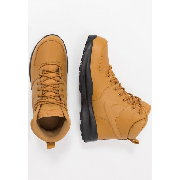 Nike MANOA '17 - Sneakers hoog wheat/blackNIKE303200