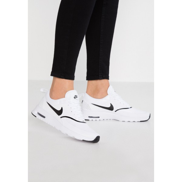 Nike AIR MAX THEA - Sneakers laag white/blackNIKE101452