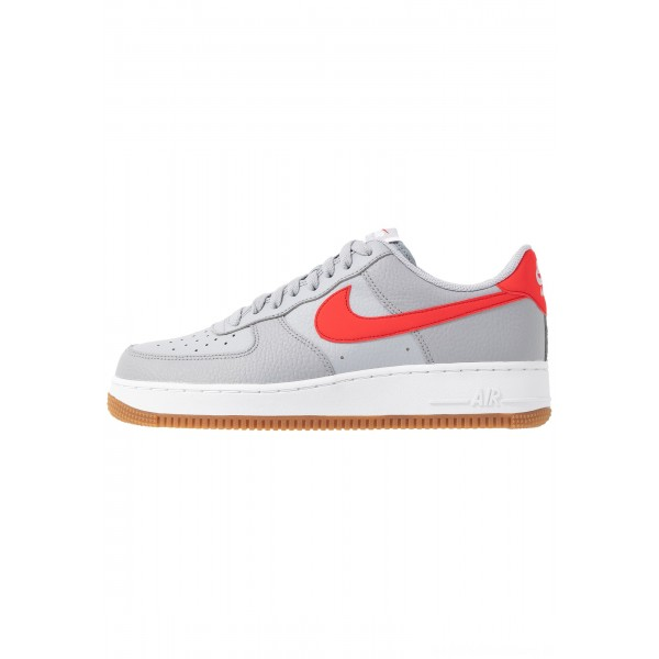 Nike AIR FORCE 1 '07 - Sneakers laag wolf grey/univ red/white/gum med brownNIKE202387