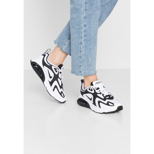 Nike AIR MAX 200 - Sneakers laag white/black/anthraciteNIKE101268