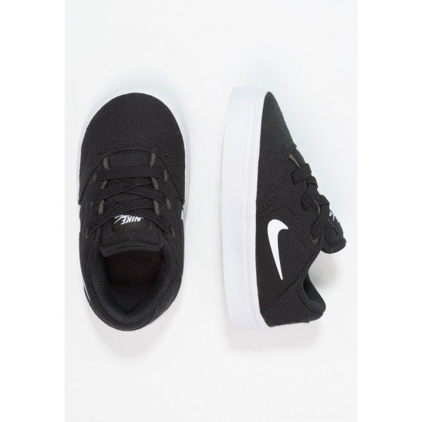 Nike SB CHECK - Instappers black/whiteNIKE303537