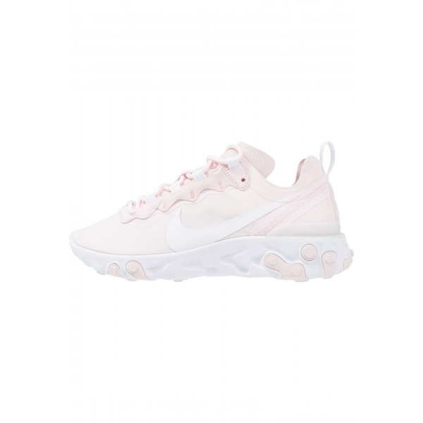 Nike REACT 55 - Sneakers laag pale pink/whiteNIKE101353