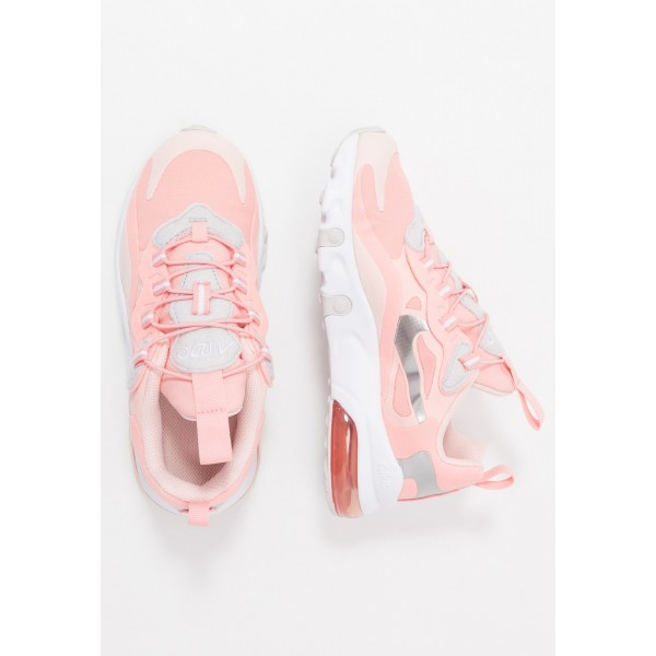 Nike AIR MAX 270 RT GP GEL - Instappers bleached coral/metallic silver/white/echo pink/vast greyNIKE303534