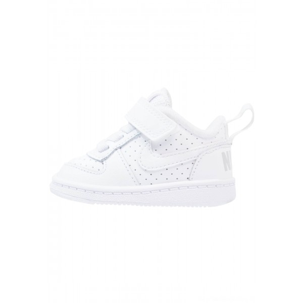 Nike COURT BOROUGH  - Babyschoenen whiteNIKE303147