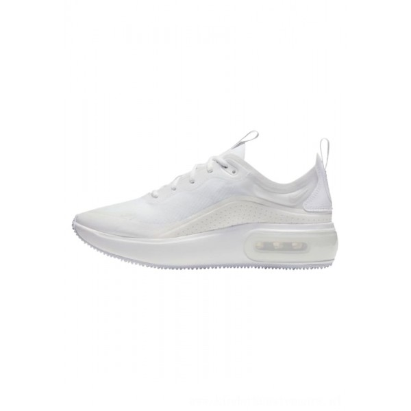 Nike AIR MAX DIA SE - Sneakers laag white/summit white/metallic silverNIKE101481