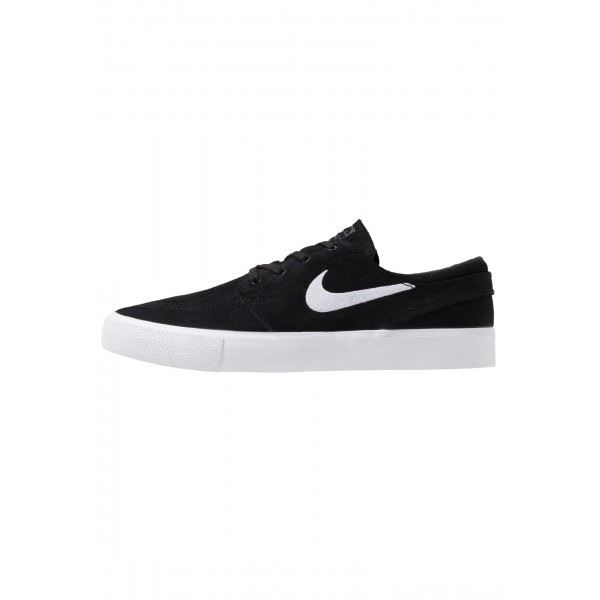 Nike SB ZOOM JANOSKI - Sneakers laag black/white/thunder grey/light brown/photo blue/hyper pinkNIKE202282