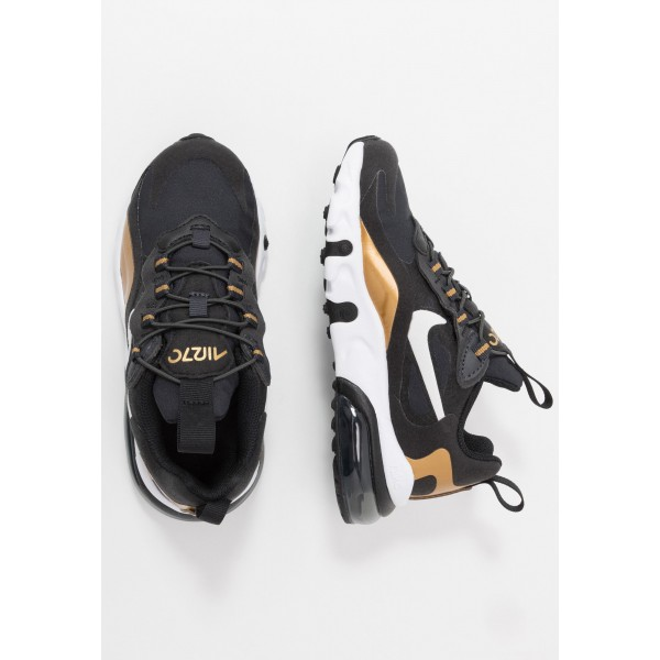 Nike AIR MAX 270 RT - Instappers anthracite/white/black/metallic goldNIKE303186