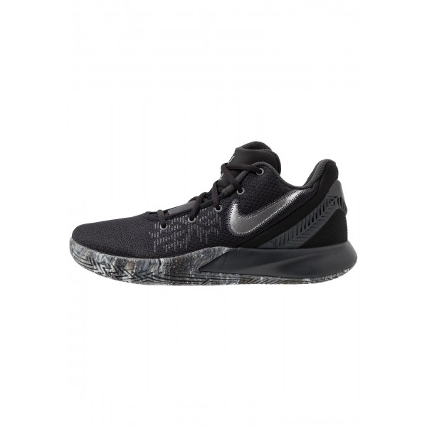 Nike KYRIE FLYTRAP II - Basketbalschoenen black/chrome/anthracite/cool grey/pure platinumNIKE202745