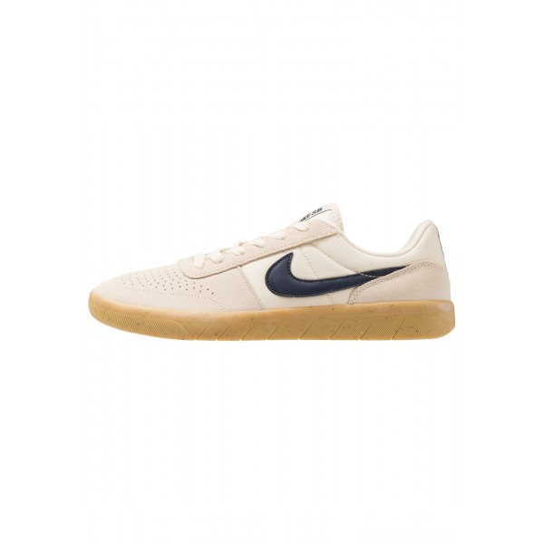 Nike SB TEAM CLASSIC - Skateschoenen light cream/obsidian/yellowNIKE202529