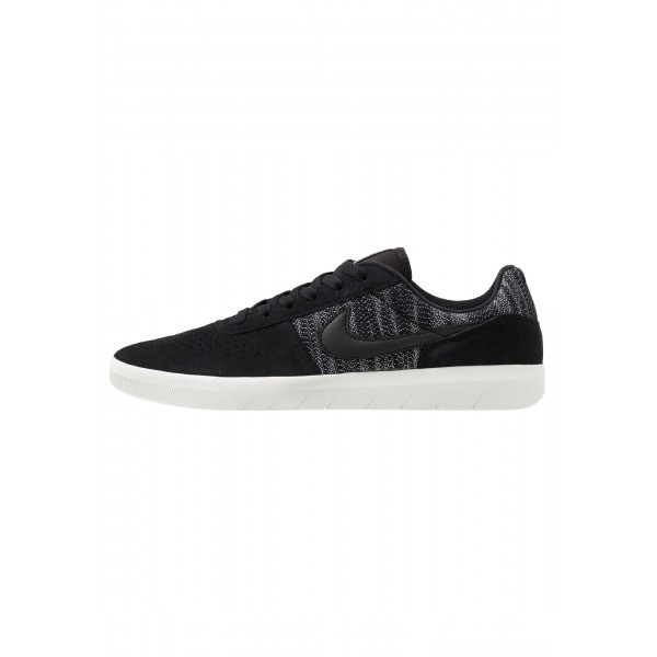 Nike SB TEAM CLASSIC PRM - Sneakers laag black/summit whiteNIKE202671