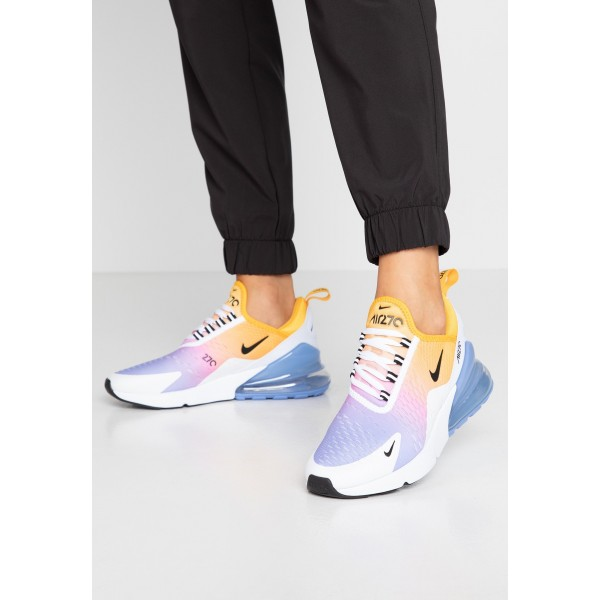 Nike AIR MAX 270 - Sneakers laag university gold/black/university blue/psychic pink/white/football greyNIKE101330