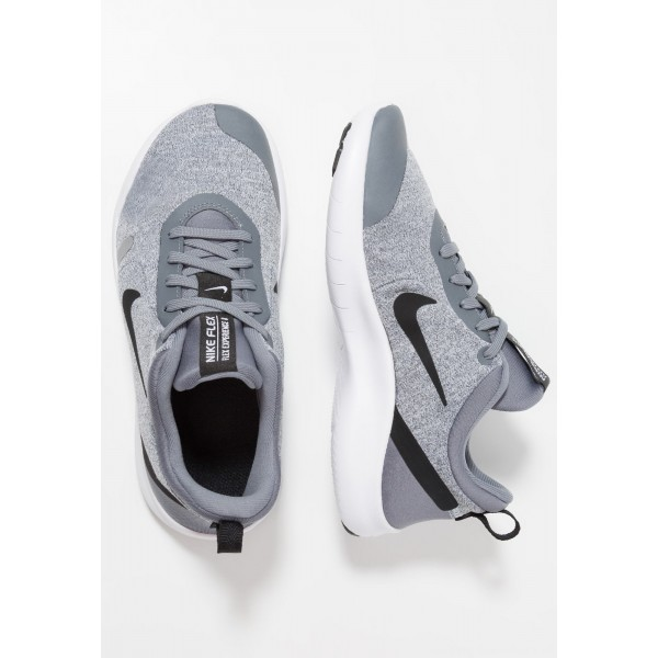 Nike FLEX EXPERIENCE RN 8 - Hardloopschoenen neutraal cool grey/black/reflect silver/whiteNIKE303643